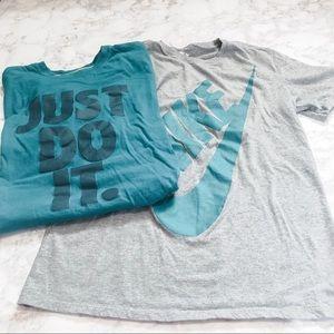 2 Nike Tee bundle